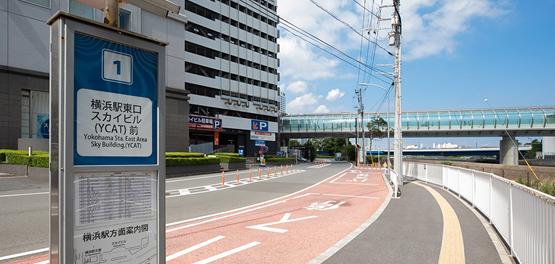 貸切バス乗降場について