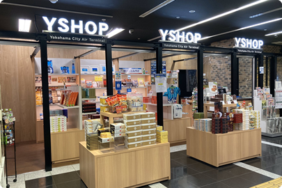 ycat shop(売店)