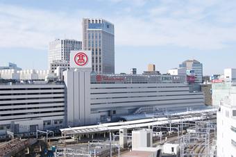 """横浜タカシマヤ写真"""""""